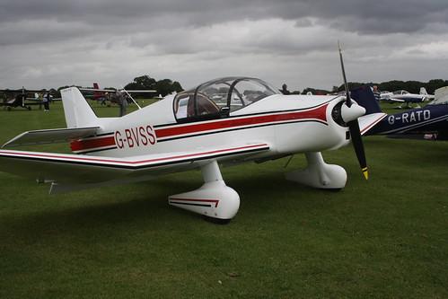 G-BVSS Jodel D150 Sywell