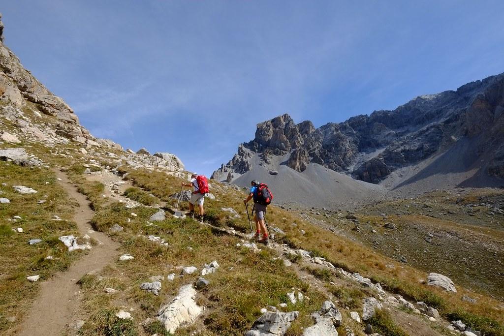 Giro del Brec de Chambeyron – Vallée de l'Ubaye