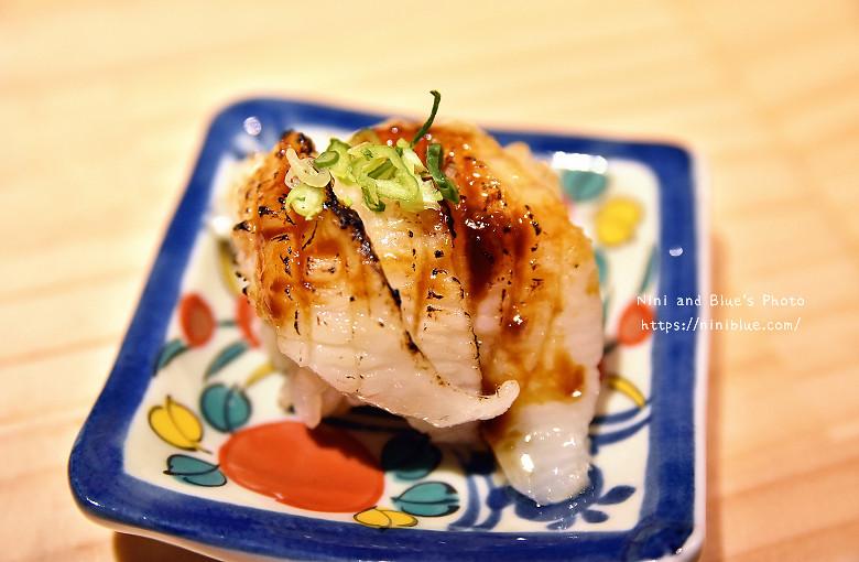台中江戶前握壽司一貫入魂精誠日式料理33