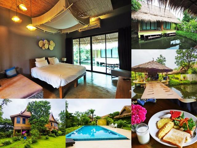 泰國安帕瓦住宿 Asita Eco Resort 環保飯店6