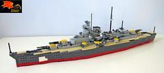 Battleship Bismarck - 87