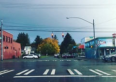 #tacomawa #lincolndistrict #stormy #morning