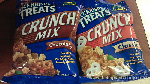 Rice Krispies Crunch Mix