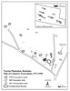 Newton Plan Map: Plan view map of the cemetery excavations at Newton Plantation.