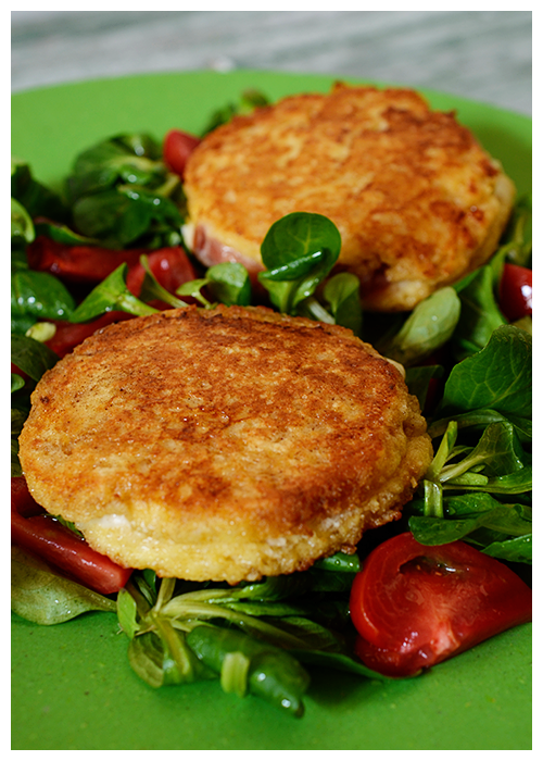 Mozzarella in Carrozza© by Haalo
