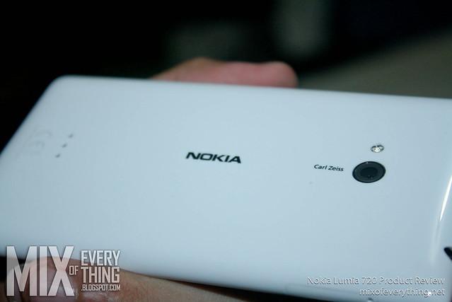 Nokia Lumia 720 Product Review