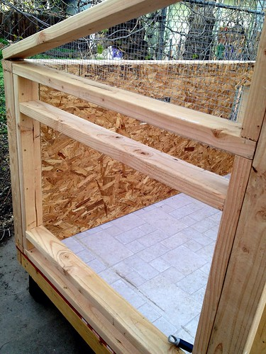 chicken coop construction