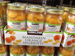 Seen at Costco: Mandarin Orange Segments