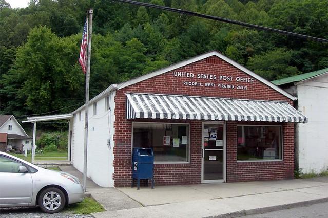 Rhodell, WV post office