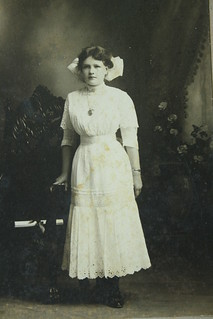 Minnie Rossow ca. 1912