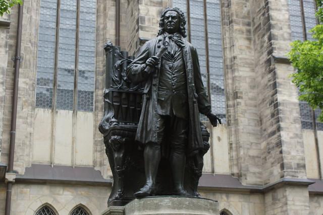 J.S. Bach Monument, Thomaskirche