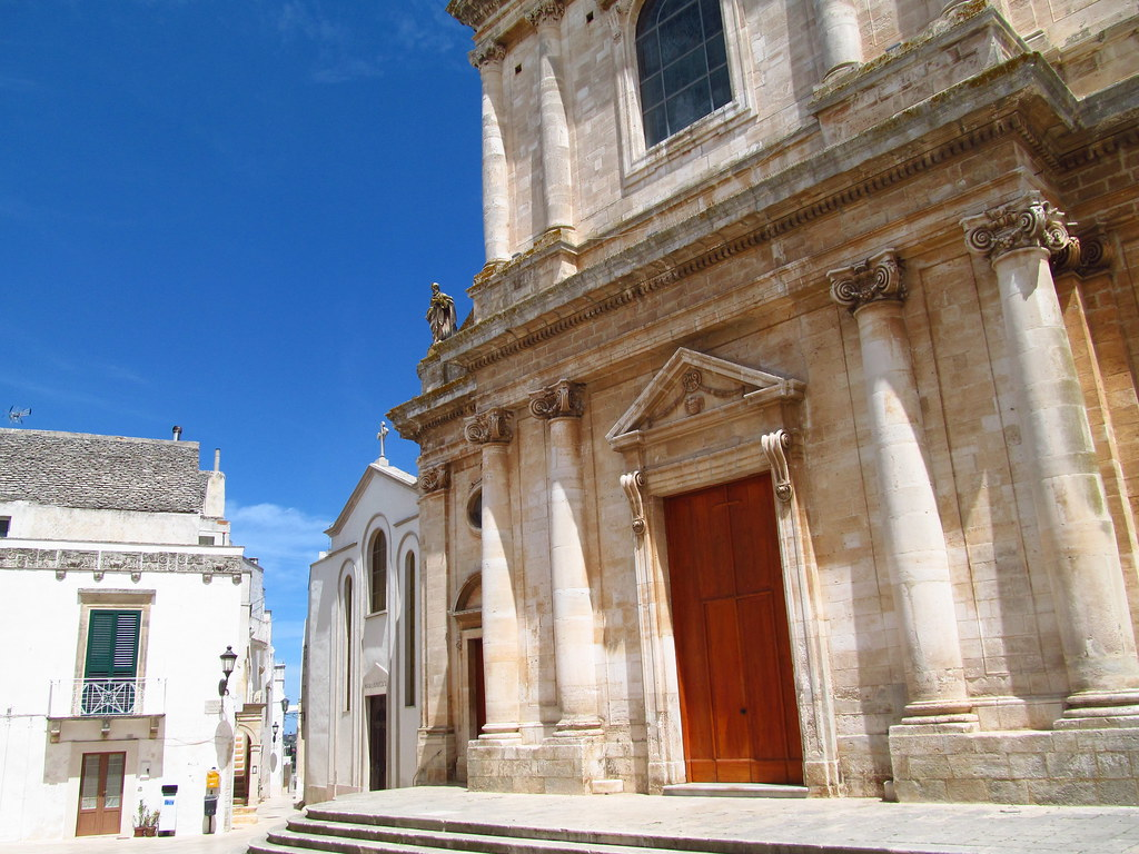 Locorotondo - Chiesa Madre di San Giorgio Martire