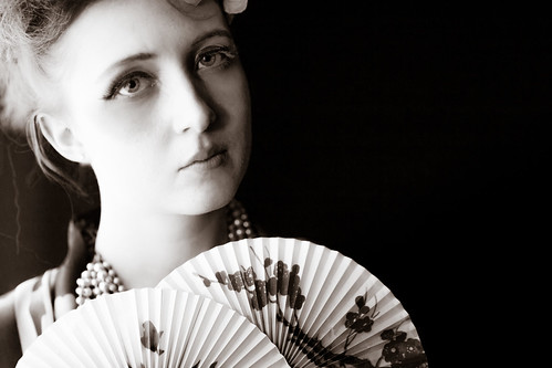 the western geisha