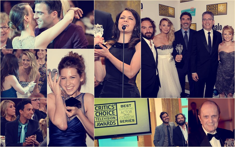 CCTA Critics Choice Television Awards 2013