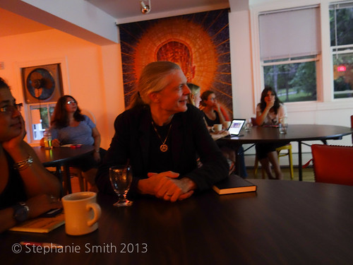 at CoSM for the Sept. 2013 Visionary Painting Intensive.