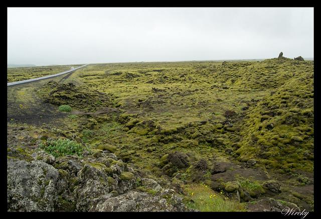Campos de lava Eldhraun