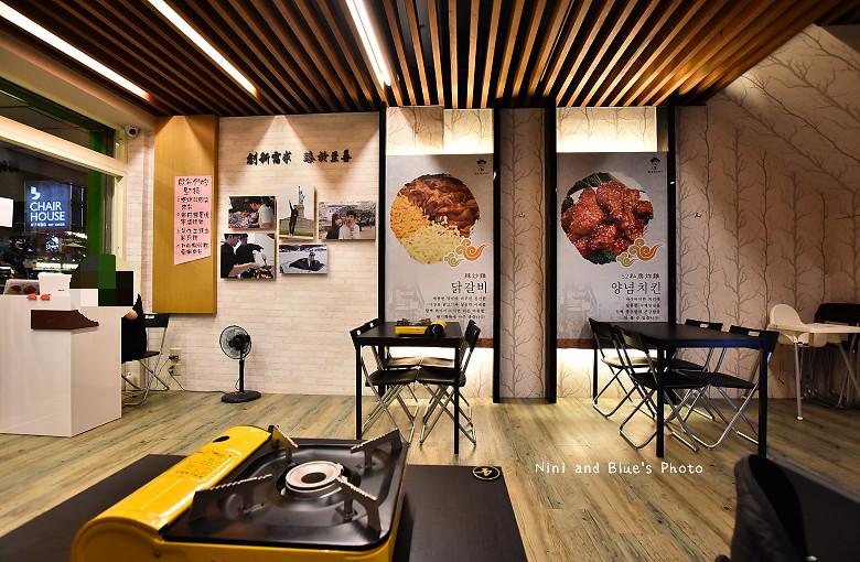 韓五二台中韓式料理韓國人開的05