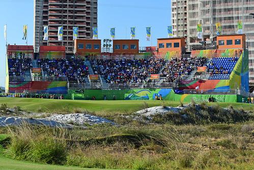 Golf – Olympics: Day 7