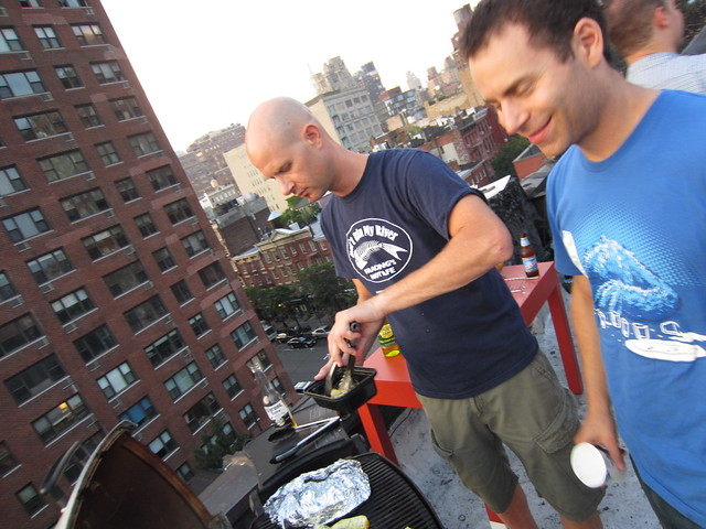Chaos Cooking Dana's Rooftop_006, Canon POWERSHOT ELPH 300 HS