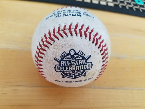 2013 NYPL ASG Baseball