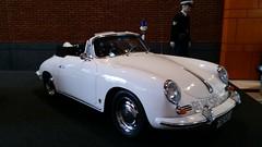 1966 Porsche 356C Cabriolet ALEX 12.26