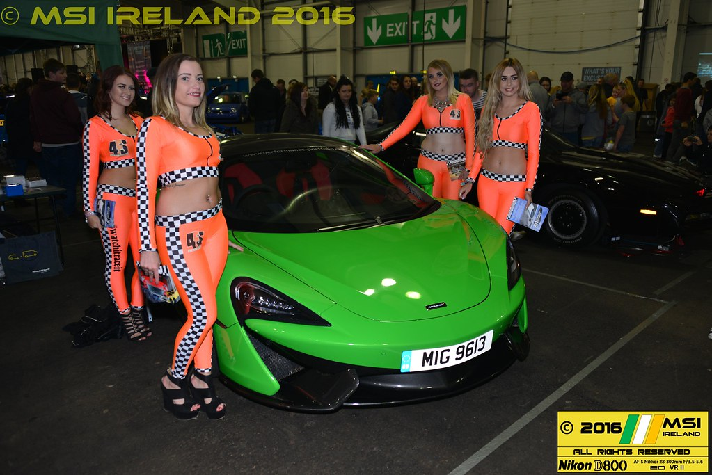 Racing Dolls PR Team The Scottish Car Show A Photo On Flickriver - Car show dolls