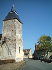 Eglise Bourg le Roi - Photo of Doucelles
