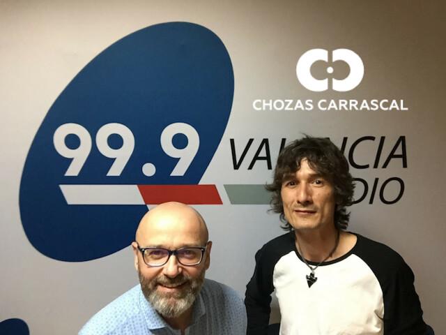 Chozas Carrascal Las 5 de Antonio Jamás Todo irá bien Paco Cremades
