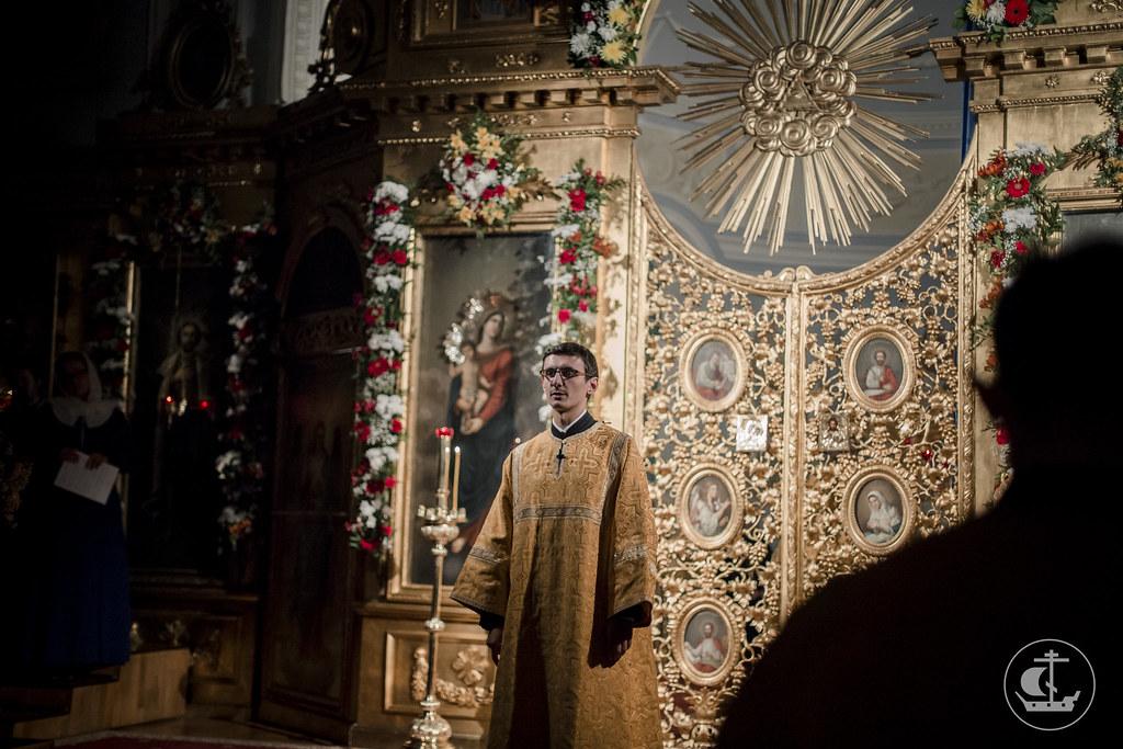 15-16 октября 2016, Неделя 17-я по Пятидесятнице / 15-16 October 2016, 17th Sunday after Pentecost