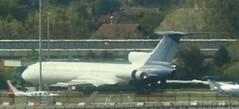 HA-LCO Tuplolev Tu-154M ex- Malev