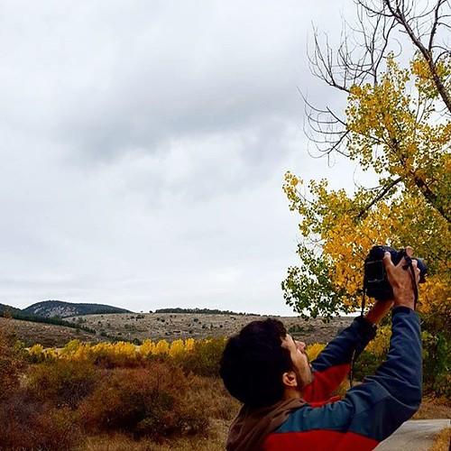 Empezamos a disfrutar del #otoño2016 en la #SierraDeAlbarracín