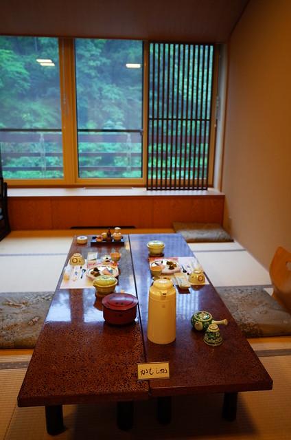 Photo:つり橋の宿 山水観湯川荘 By Gokurakuzukan