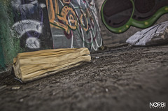 URBEX Montreal: Omnipac/dep - HDR - Story Time