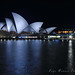 Sydney Opera House by Night 1