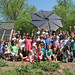 Earth Eats: Harmony School Solar Sculpture