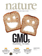 Nature special issue on GMOs