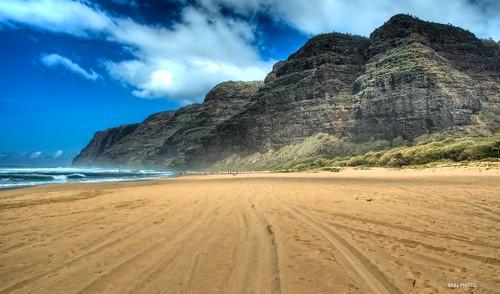 paisagem do Hawai EUA