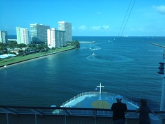 Leaving ft lauderdale
