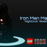LEGO Iron Man 3 - Iron Man Mark XVI