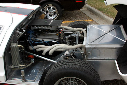 1967 Ford GT40 engine