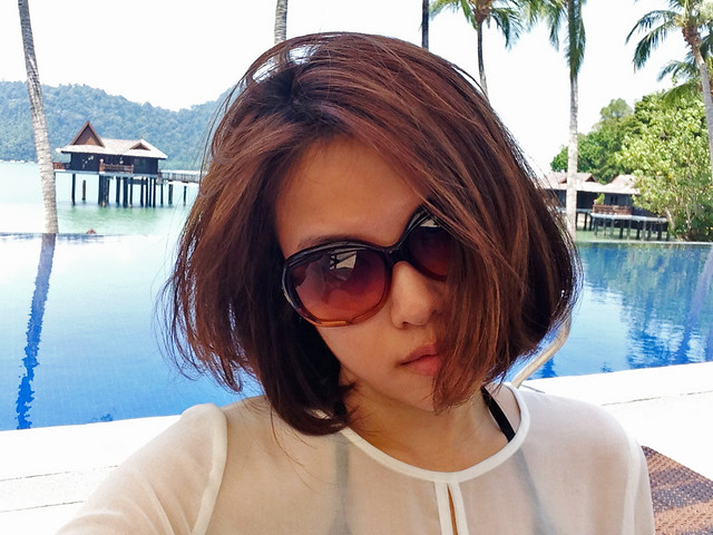 Pangkor Laut Resort Nicolekiss Swimwear