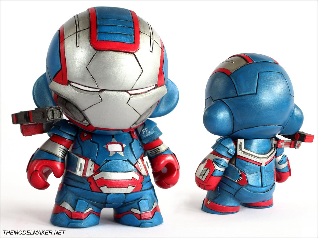 Iron Patriot 1