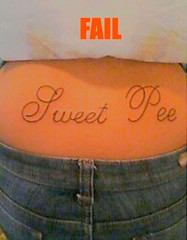 The Undesirable Tattoos Spelling Fails
