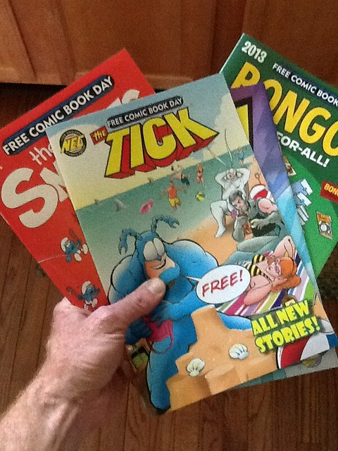 Free Comic Book Day Comics