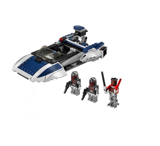 LEGO Star Wars 75022 - Mandalorian Speeder