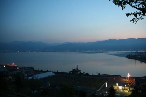 中央道諏訪湖SA(上り)