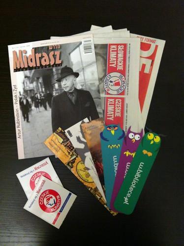 WTK 2013 - magazyny i zakładki