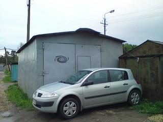 «Бездомная» машина // Homeless car