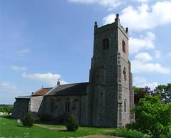 Shotesham St Mary