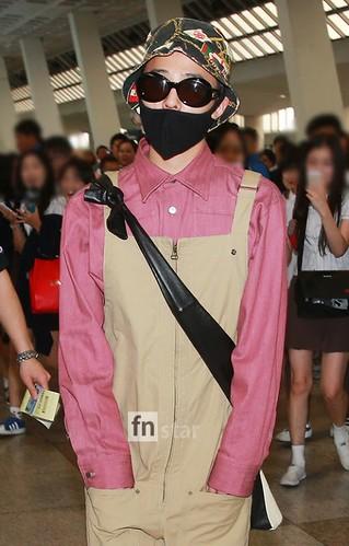 BIGBANG Gimpo to Jeju 2015-05-19 2015-05-19 10